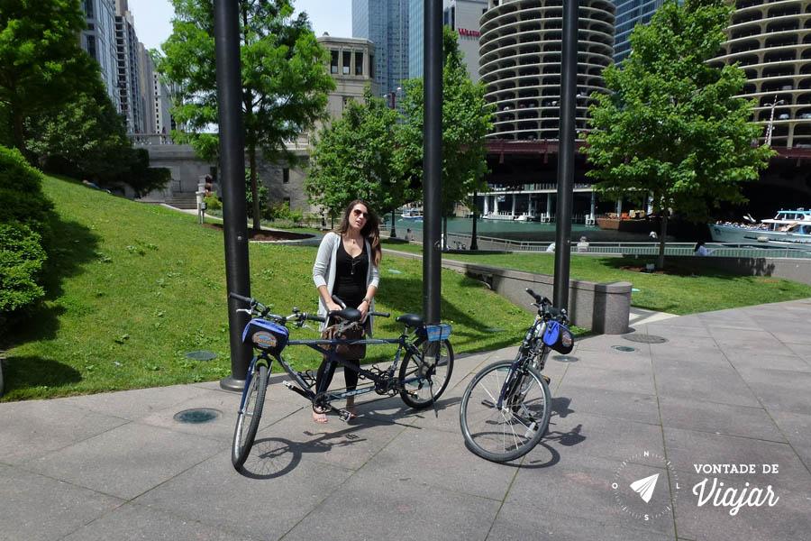 Chicago - Chicago de bicicleta