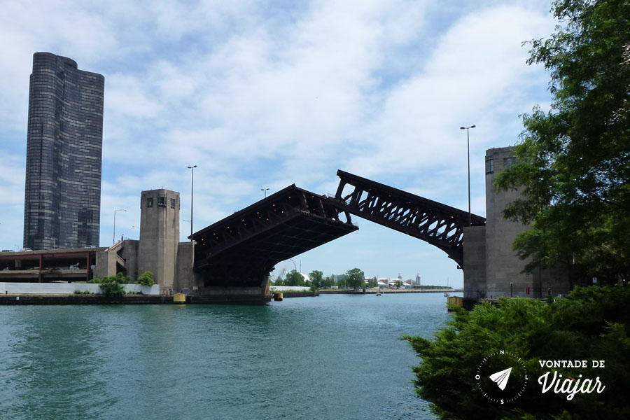 Chicago - Pontes moveis