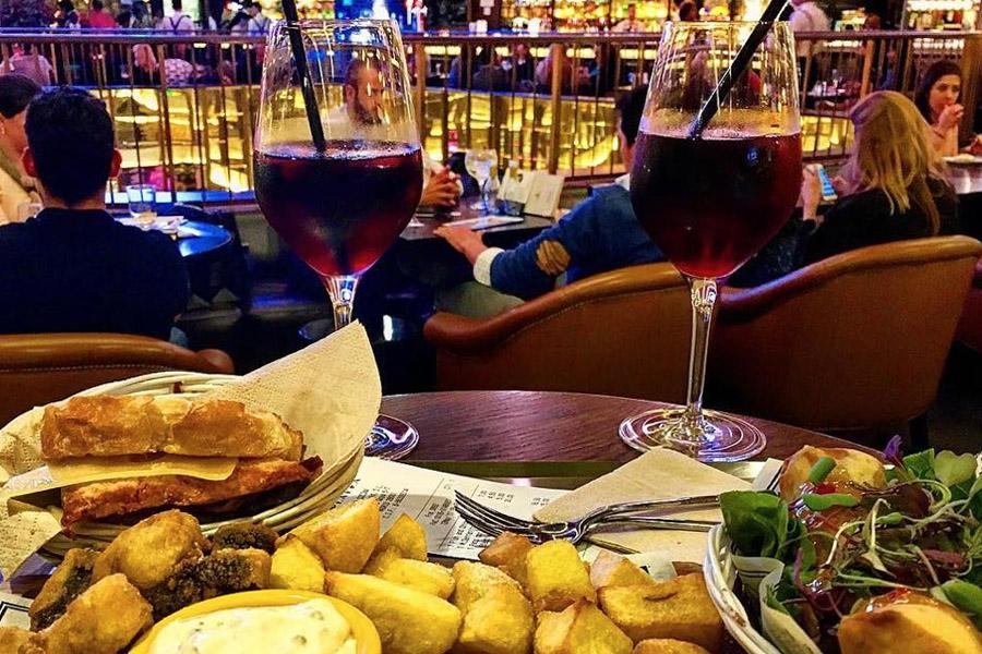 Onde comer em Madri - Bares no Platea