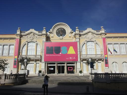 O que fazer em Sintra - MUSA Museu das Artes de Sintra - Foto Hugo Martins