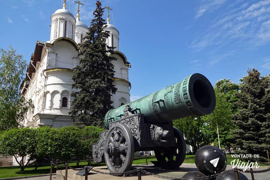 O que fazer em Moscou - Kremlin religiao e historia dos Czares