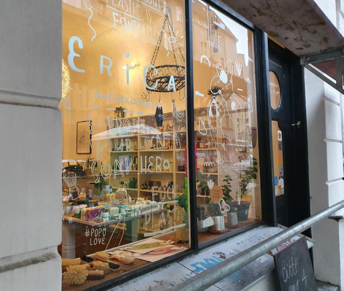Seifenladen Berlin: Erica Naturkosmetik