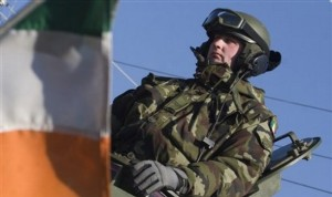 Irish Soldier