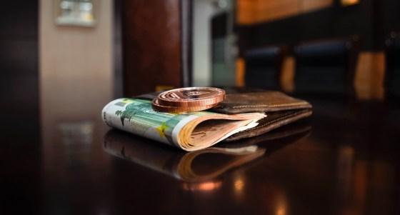 Enchantment Wallet That Brings Money Every Day