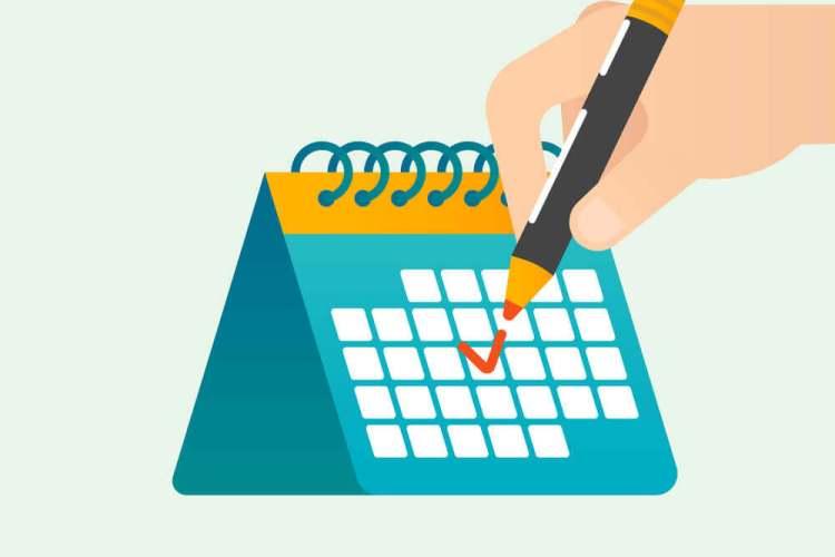 Como criar um calendário de conteúdo para o blog?