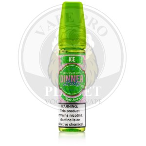 ICE Apple Sours By Dinner Lady, 60ml, 3mg