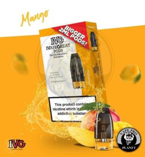 IVG Mango Prefilled pod 4pcs/Pack