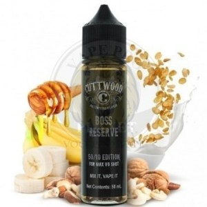 Boss Reserve By Cuttwood 60ml 3mg