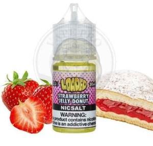 Strawberry Jelly Donut Salt By Loaded