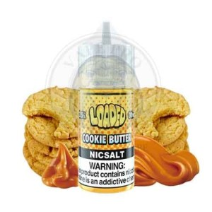 Cookie Butter by Loaded Salts
