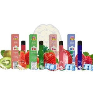 Killa Fruits Plus Disposable Pod 600 Puffs
