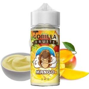 Mango Gorilla Custard Fruits