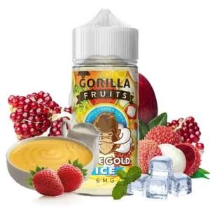 Rose Gold ICE Gorilla Custard Fruits