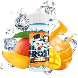Orange Mango Ice By Dr Frost