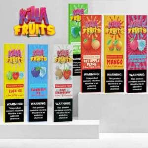 Killa Fruits Disposable