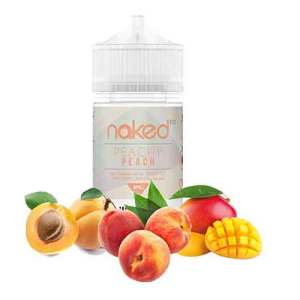 Naked 100 Peachy Peach