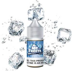 Pure ICE Saltnic By Mr Freeze