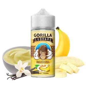 Gorilla Custard Banana