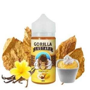 Gorilla Custard Tobacco