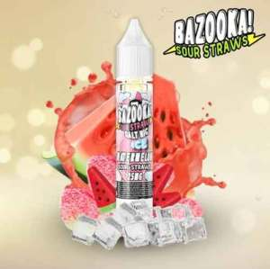 Watermelon ICE Salt Nic by Bazooka