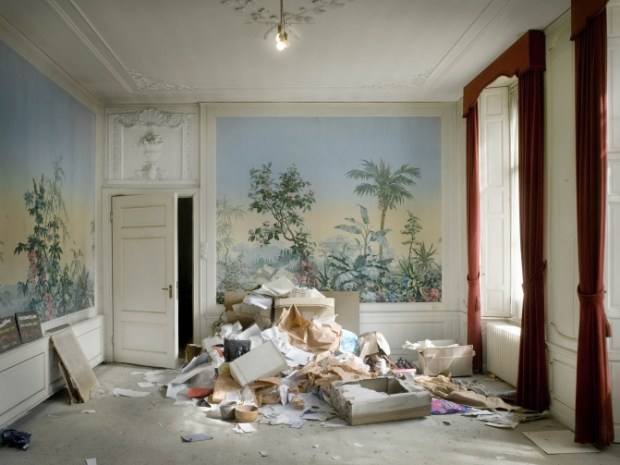 @Eddo Hartmann Hier woont mijn huis.  Tot 8 december 2013 te zien in Huis Marseille