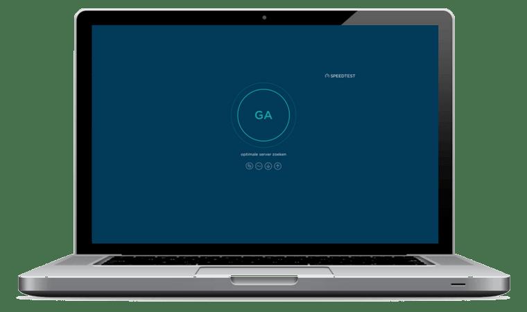 hoe kan ik mijn internet snelheid testen
