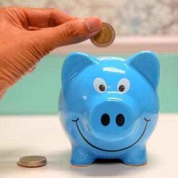 geld besparen