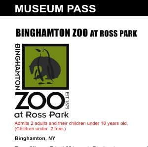 Binghamton Zoo at Ross Park