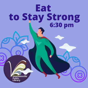 Eat to Stay Strong