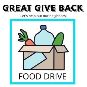 Great Give Back Food Drive
