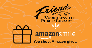 Amazon Smile.Voorheesville Friends of the Library