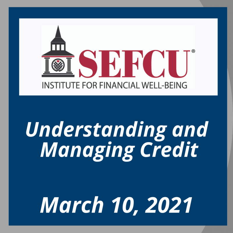 Financial Wellness: Understanding Credit