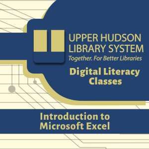 UHLS. Introduction to Microsoft Excel. May 13, 2021