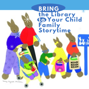 BRING the LIBRARY TO YOUR CHILD.21.2.13