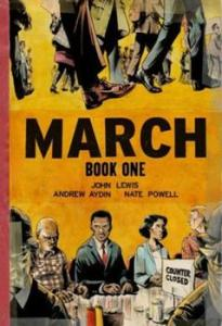 March. Book One by John Lewis