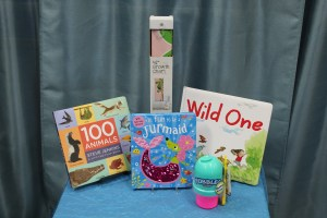 Baby & Toddler: Bubbles & Books
