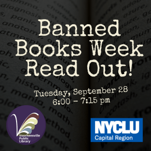 Banned Books Week Read Out!