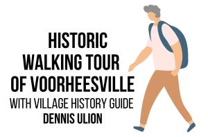 Historic Walking Tour with Dennis Ulion