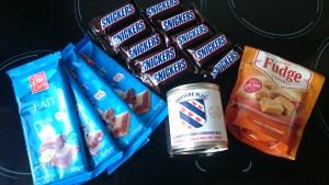 snickers-fudge-benodigdheden