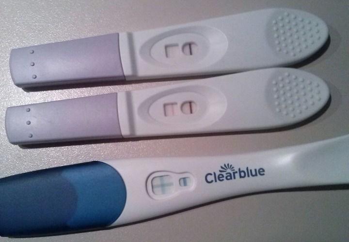 negatieve test toch zwanger