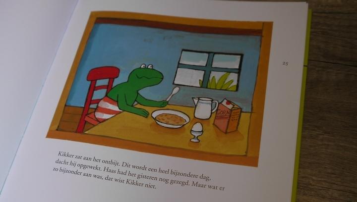 kikker boek
