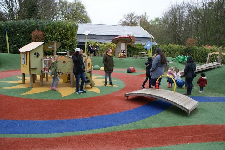 Uitje Speelpark Oud Valkeveen In Naarden