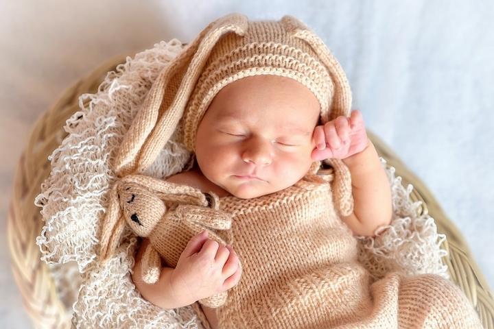 baby overdag slapen
