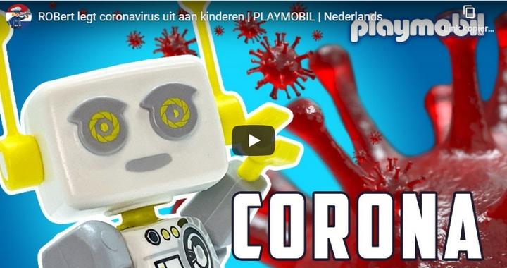 corona filmpje