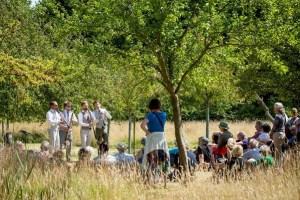 Klaterklanken 2021 naar Landgoed de Haere in Olst