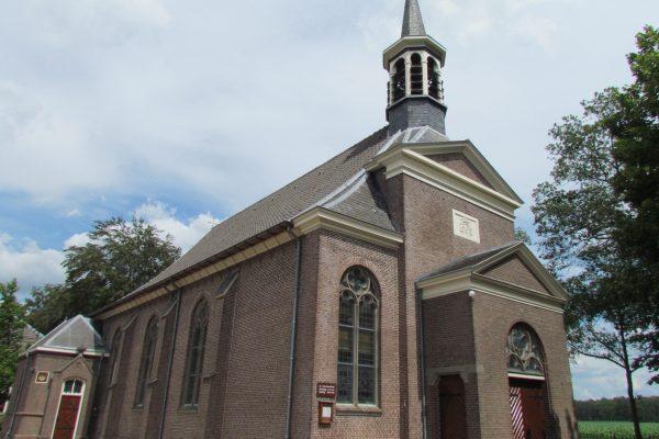 Orgel en fluit: concert IJsselbiënnale in kerkje Bussloo