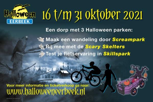 Nieuw concept voor Halloween Eerbeek