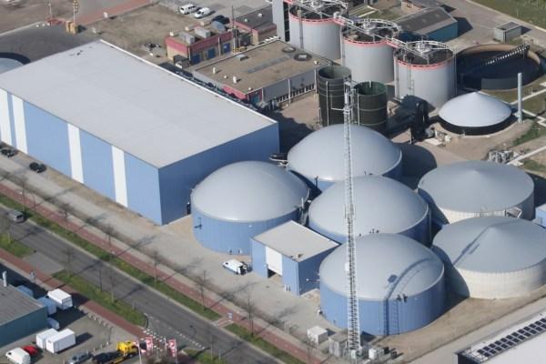 Faillissement bio-energiecentrale in Harderwijk