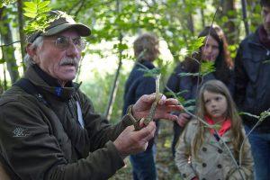 Geweien verkoop & ontmoet de boswachter in Otterlo