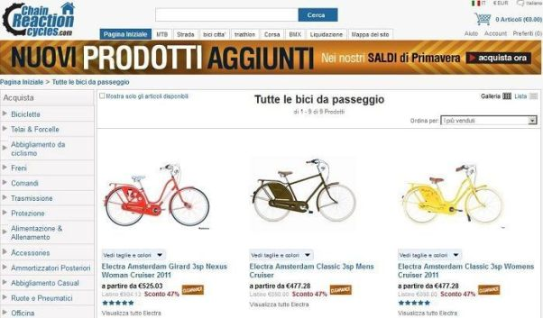 sconto chainreactioncycles